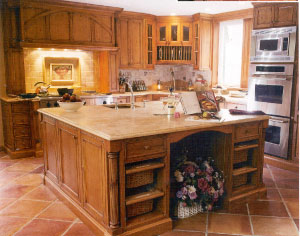 Custom Kitchen Designs on Design Studio   Commack   Kitchen Designs   Kitchen Cabinets